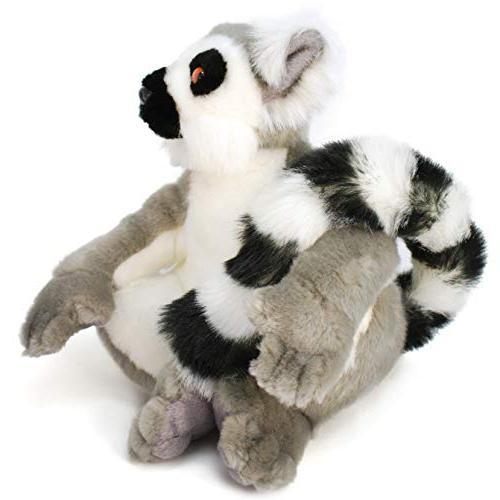 Lemur Madagascar Lemur Stuffed Plush Tale Toys