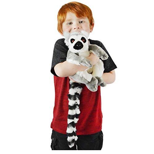VIAHART Ringo Lemur   Madagascar Tale