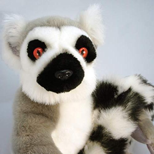 VIAHART Lemur Inch Madagascar Plush   Tale
