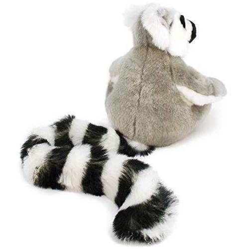 VIAHART Lemur   Madagascar Lemur Animal Plush   Tale Toys