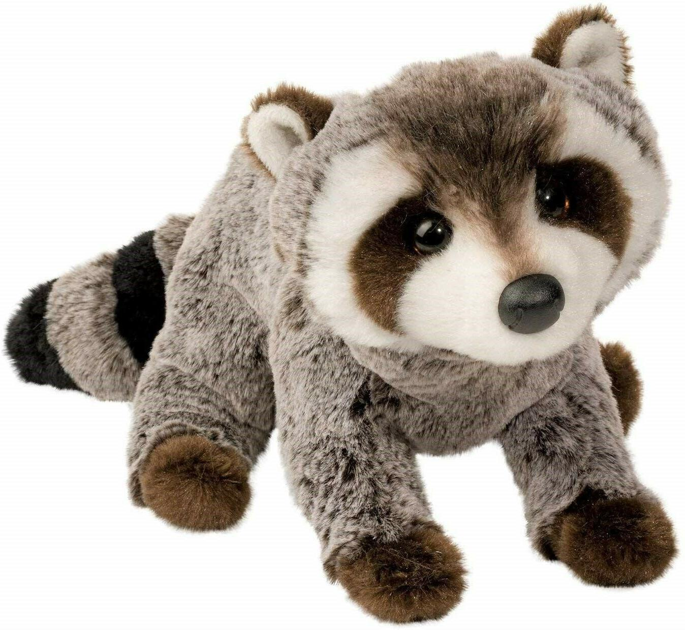 ringo the plush raccoon stuffed animal by