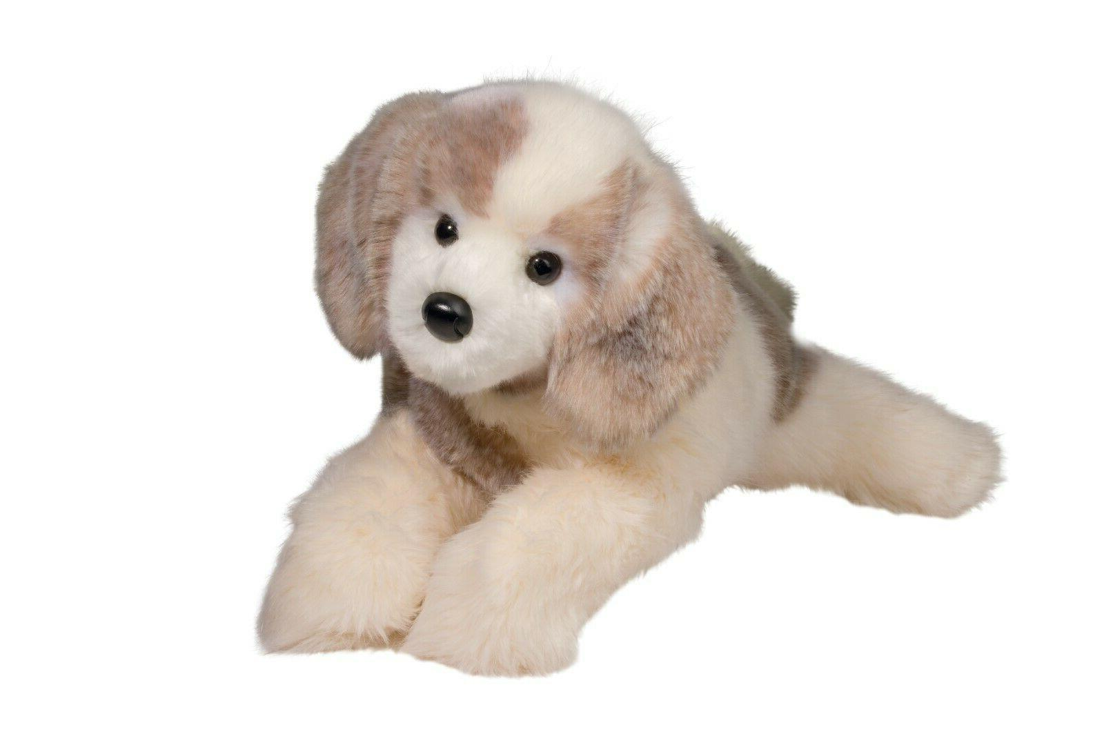 River Great Pyrenees Douglas DLuxe animal toy dog