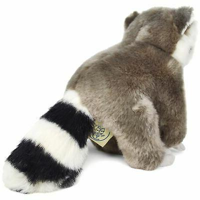VIAHART Raccoon | Inch Animal Tiger