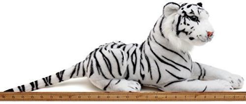 Saphed White | Animal Tiger Toys