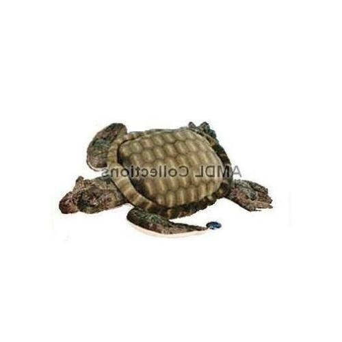 "8"" Sea Turtle Plush Stuffed Ocean Life Toy by Fiesta Toys"