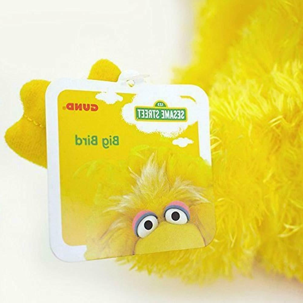 """Gund Sesame Bird 14"""""""