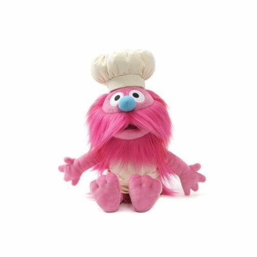 sesame street gonger plush soft toy 35cm