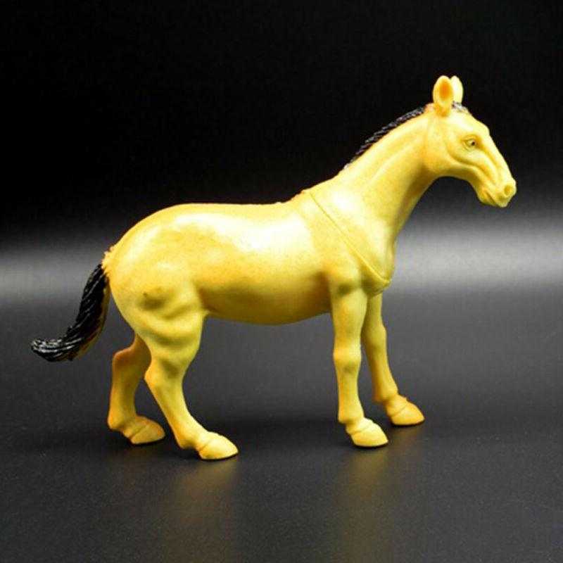 14pcs/set Horse Model Figure Kid Gifts Toys