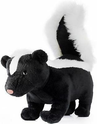seymour skunk long stuffed animal
