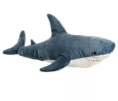 IKEA Shark Soft Stuffed kids