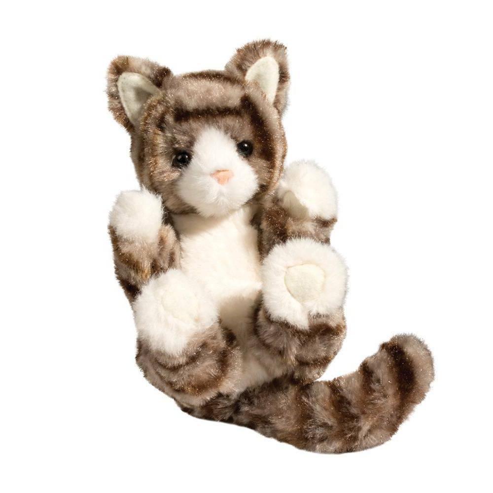 shorthair cat stuffed animal