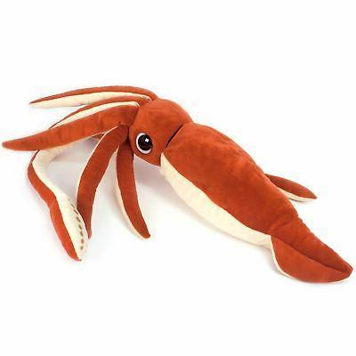 shubert the squid 34 inch large stuffed