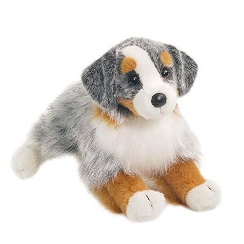 sinclair australian shepard dog stuffed
