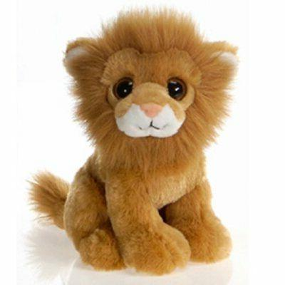 "Fiesta Big Eye Animal Plush-9"" Lamane"