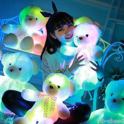 LED Stuffed Toy Baby