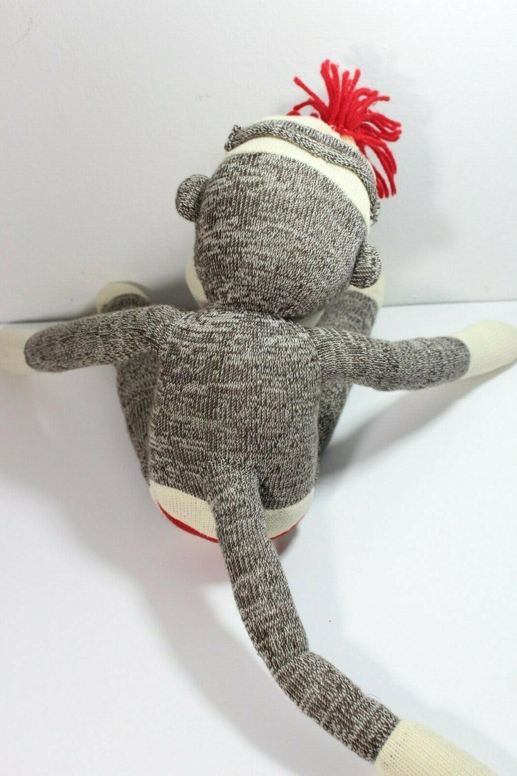 Sock Plush Animals Kids Inches