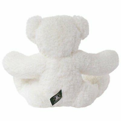 Vermont Teddy Cuddly & White, (Amazon