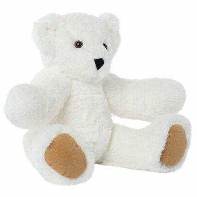 Vermont Bear Cuddly Stuffed (Amazon