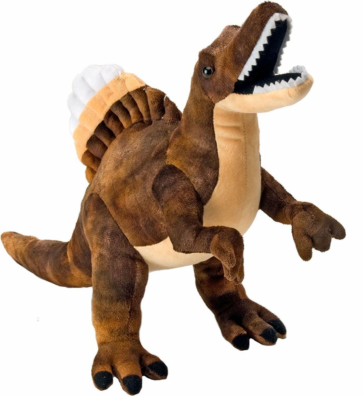 "Soft Spinosaurus Dinosaur 10"" Animal All Kids Toy"