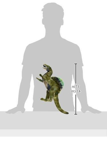 """Fiesta Toys Spinosaurus Dinosaur Plush Animal Toy, 18"""""""