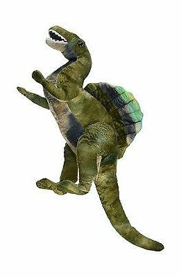 spinosaurus dinosaur plush stuffed animal