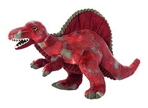 17.5 Inch Spinosaurus Dinosaur Plush Stuffed Animal by Auror