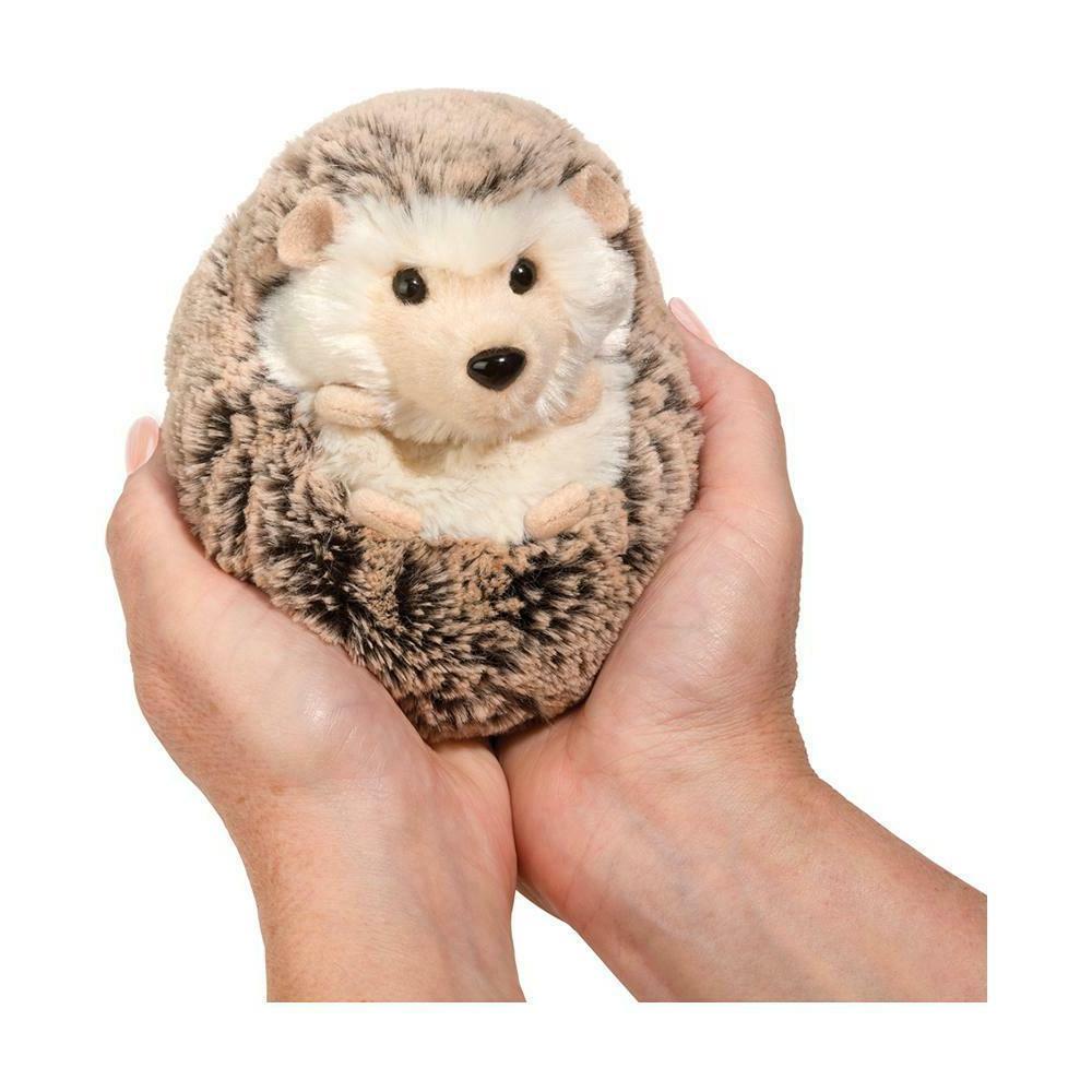 spunky hedgehog plush toy stuffed