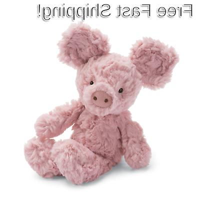Jellycat Squiggle Pig, inches