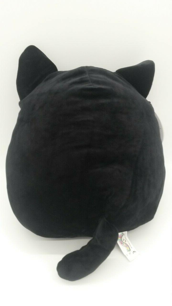 "Squishmallow Cat 12"" Pillow NWT Kellytoy"