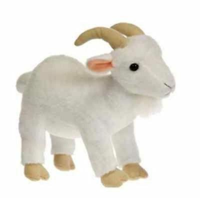 standing goat plush stuffed animal