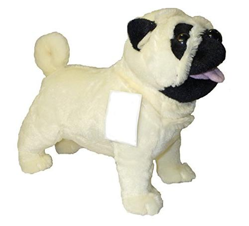 """ADORE 12"""" Misfit the Farting Dog Plush"""