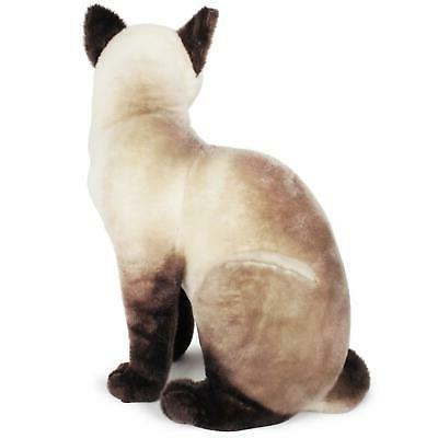 Stefan the Siamese Cat | Animal Tiger Toys