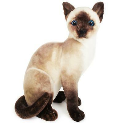 stefan the siamese cat 14 inch stuffed