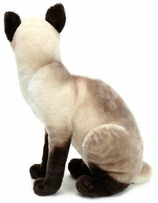 Stefan Siamese Cat | Inch Animal Plush | By Tiger Tale Toys