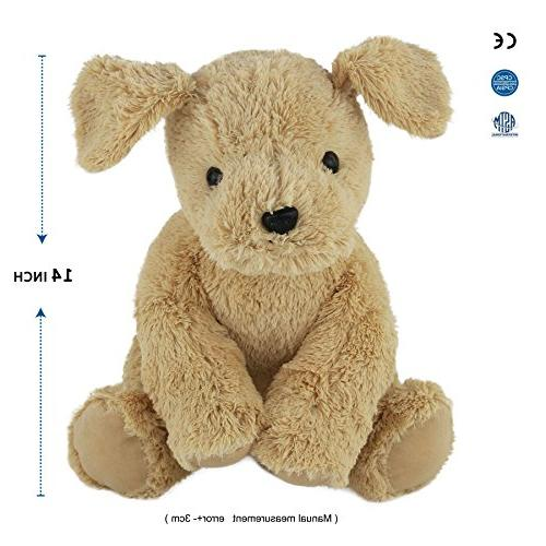 WEWILL Super Retriever Cuddly Gift for Kids Toy
