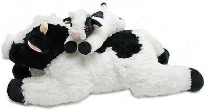 Stuffed Cow and Calf - Super Animal