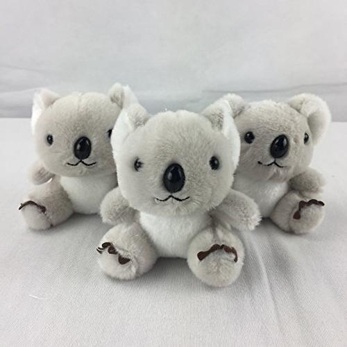 stuffed animals koala car key