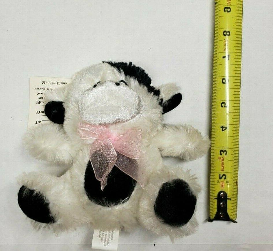 Stuffed Cow Animal 7