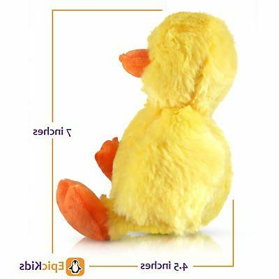 Stuffed Duck Soft and Cuddly - New
