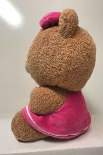 """Gund Stuffed 7"""" Brown Sitting"""