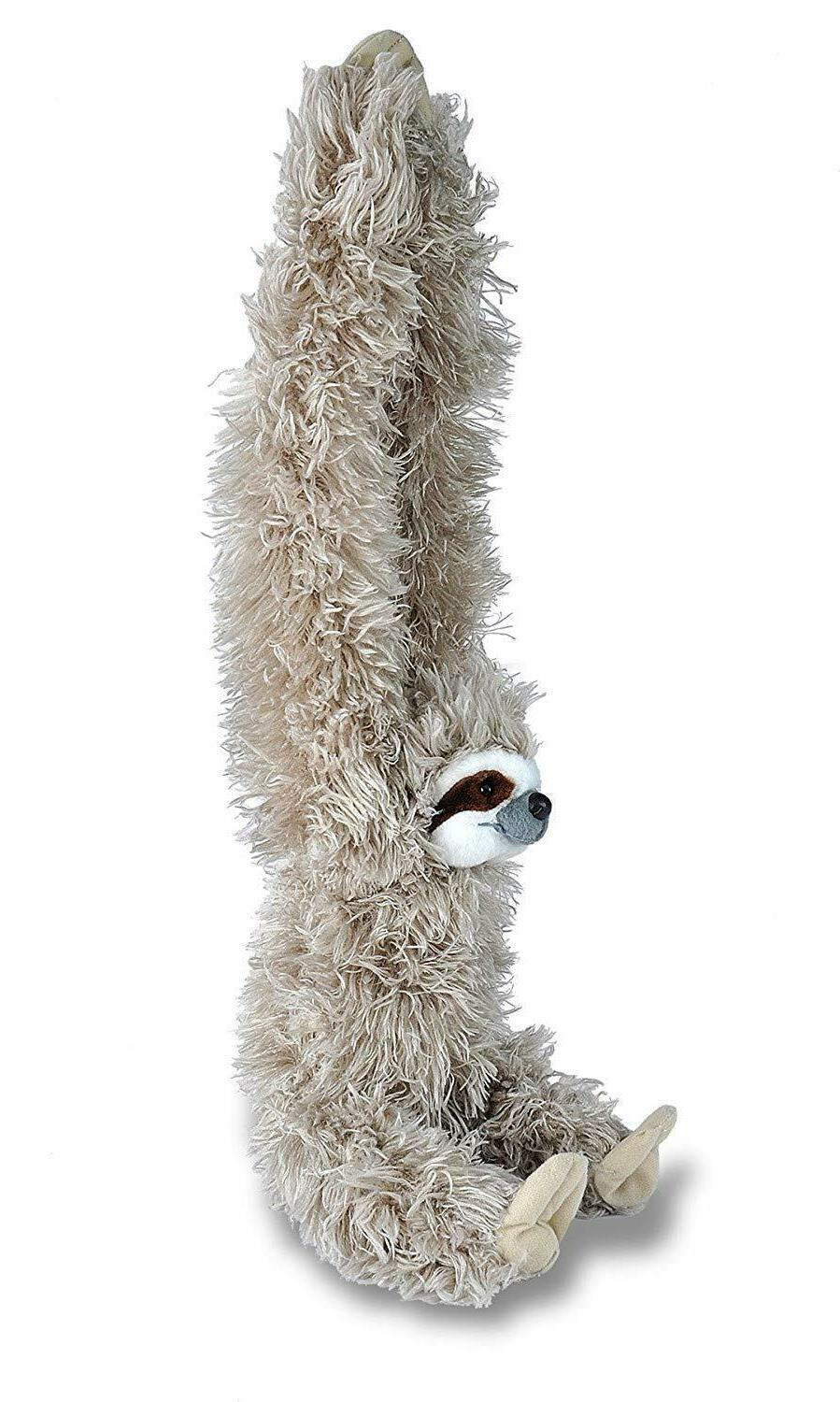 Wild Republic Sloth For Kids Animals 30""