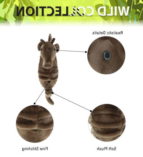 Dollibu Stuffed Soft Plush Wild Animals
