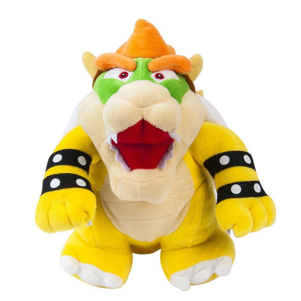super mario bros standing king bowser koopa