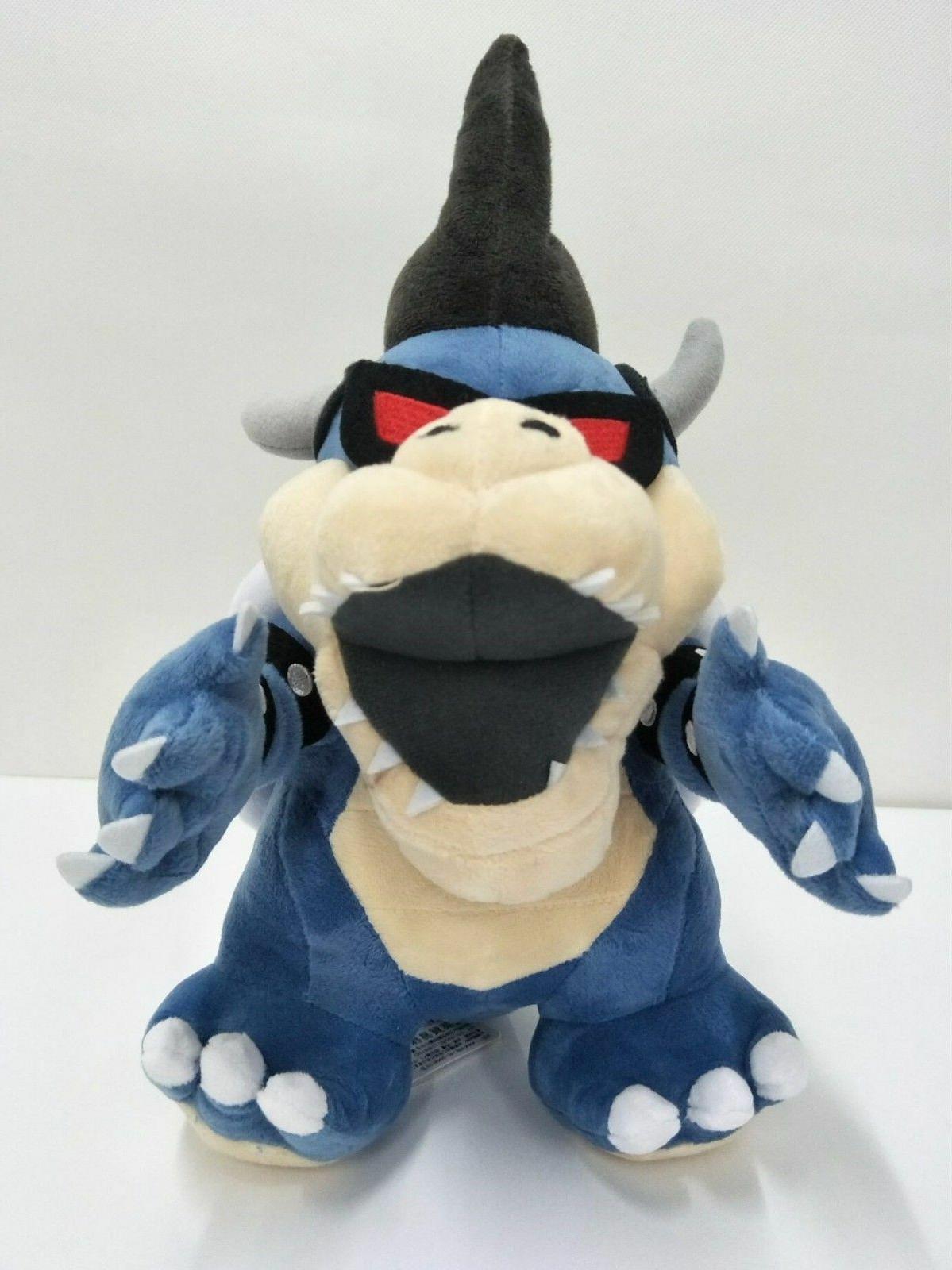 Super Bros. Animals Koopa Bowser Stuffed Plush 12 Inch