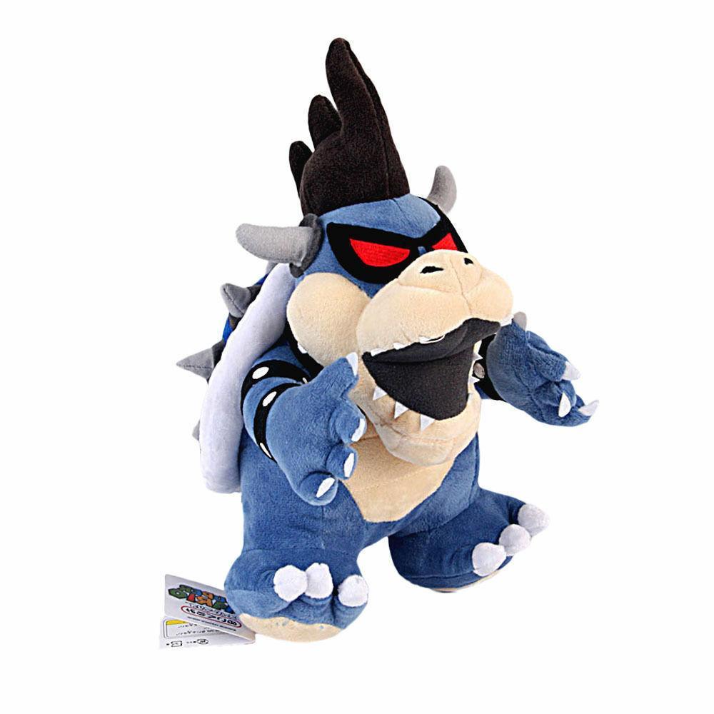 super mario bros toys animals dark koopa