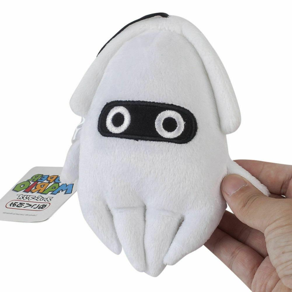 "Super Mario Plush Doll Toy Gift -6"""