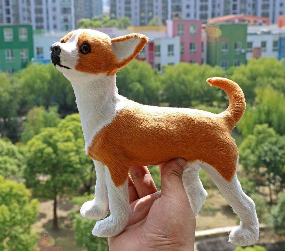 super realistic chihuahua stuffed animal rare collectible