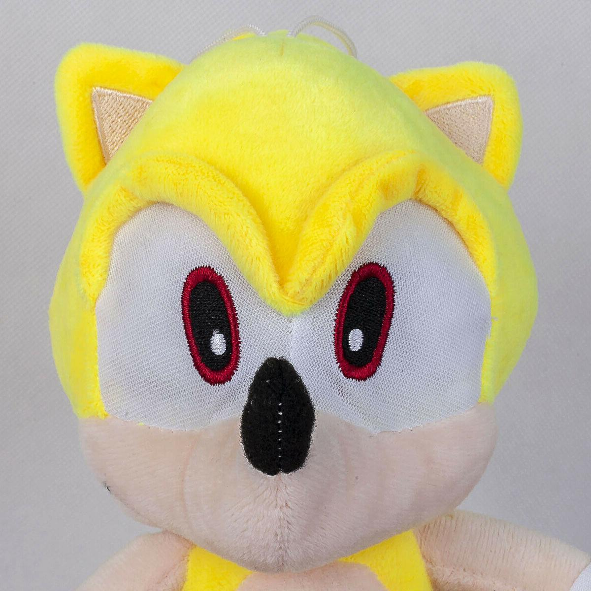 Super Sonic Plush Stuffed Toy 13 In