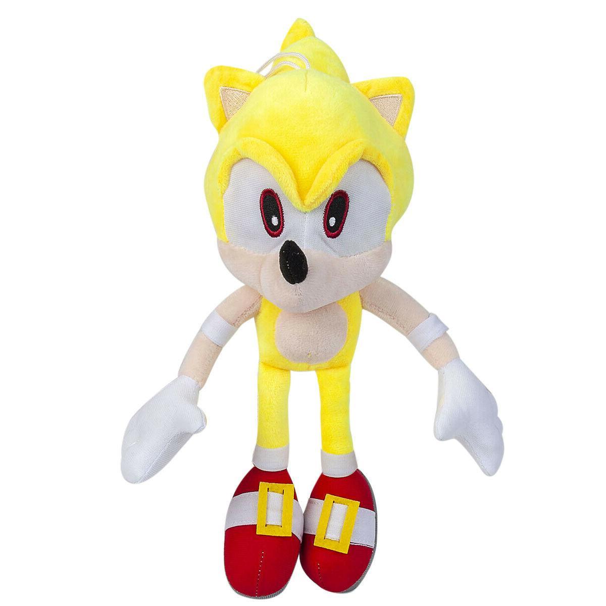 super sonic plush doll stuffed animal plushie