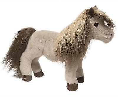 taffy mocha shetland pony plush